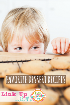 Dessert Recipes ~ Add Yours!
