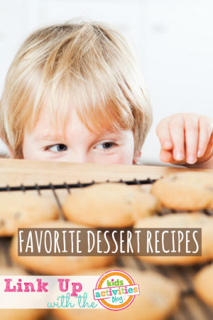 Share your favorite dessert recipes!