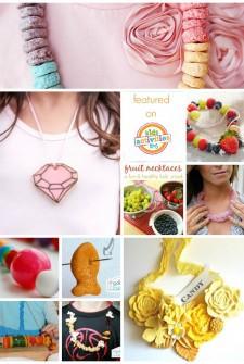 edible necklaces - Kids Activities Blog