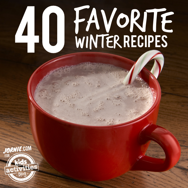 40 Favorite Winter Recipes