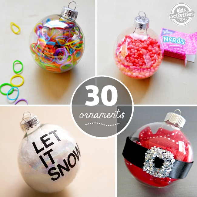 fill the ornament ideas