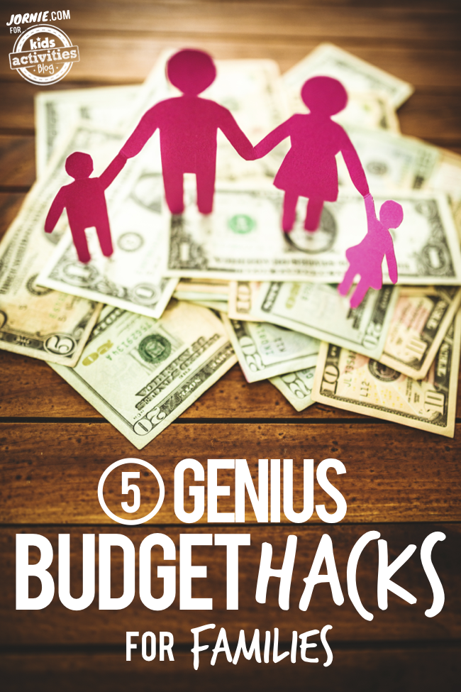 5 Genius Budget Hacks for Families