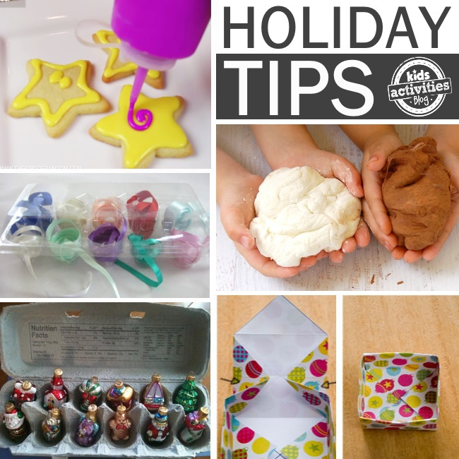 holiday tips for success with kids