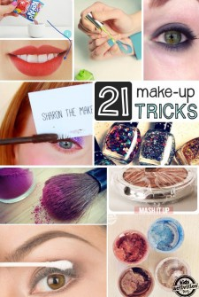 make up hacks feature