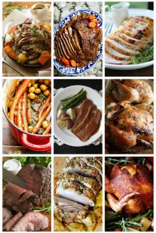25 Roast Recipes to Make Your Mouth Water