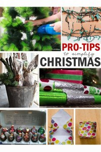 simplify your christmas with these DIY pro tips feature