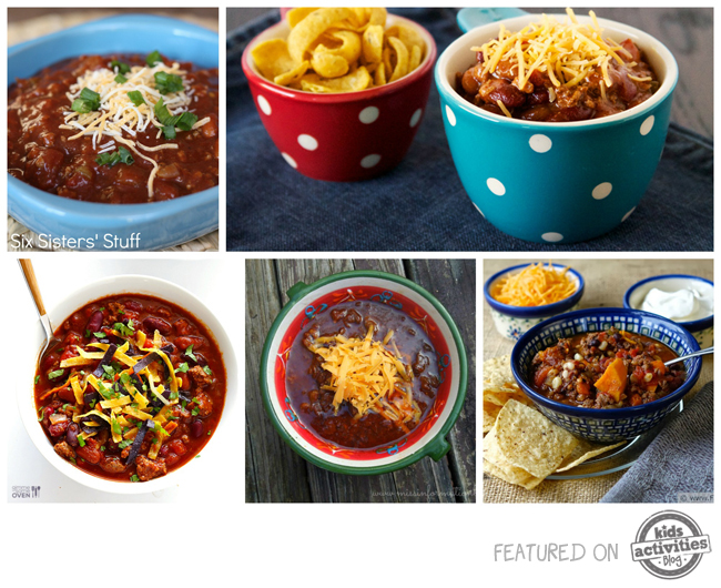 25 Chili Recipes to Keep You Warm All Winter