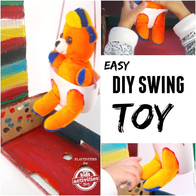 swing toy easy