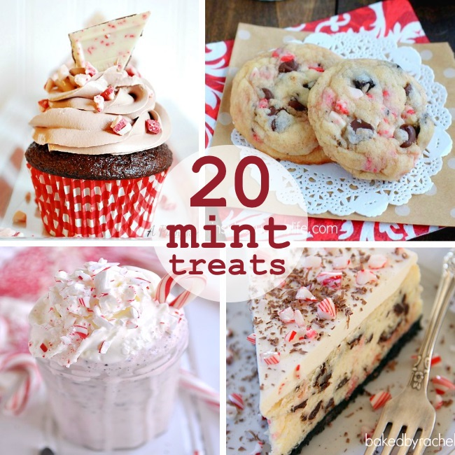 tasty peppermint dessert recipes