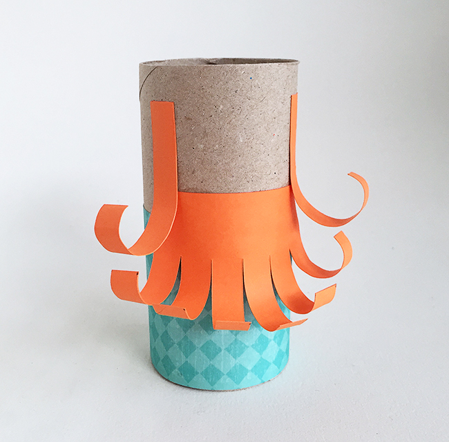 toilet roll leprechaun