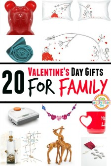 valentines day gifts family