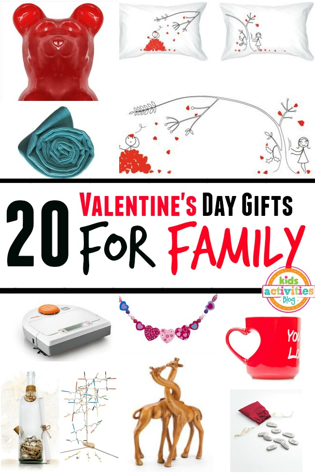 Valentine's Day Gifts For Family