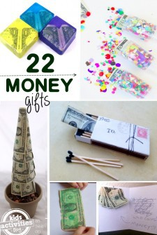 22 Creative Money Gift Ideas