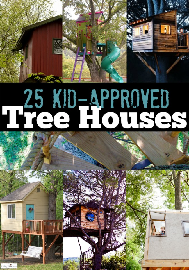 25 Extreme Kids Tree Houses