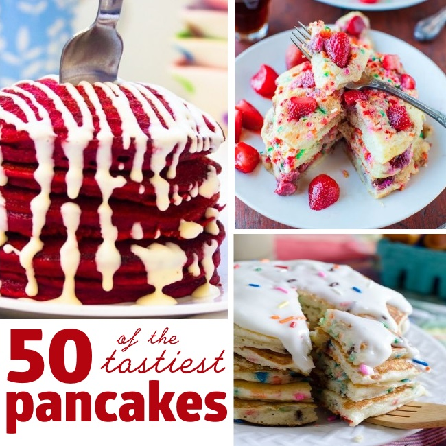 50 of the tastiest pancake recipes
