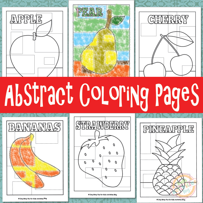 abstract coloring pages pinterest - photo#50