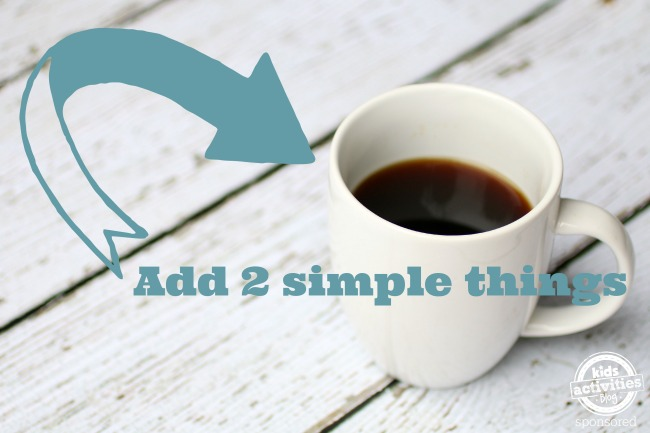 And Add 2 simple things - Kids Activities Blog