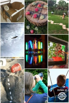 25 Ideas To Make Outdoor Play Fun