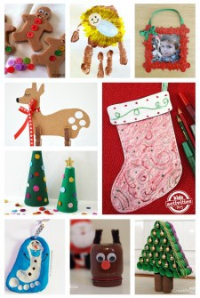250+ of the Best Christmas Crafts