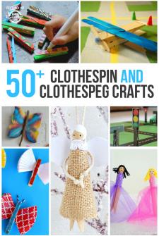 Clothespin-Crafts