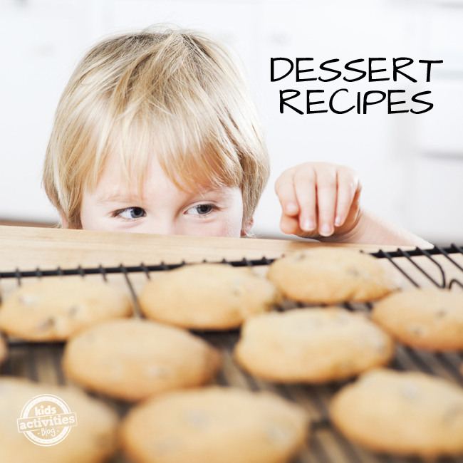 Dessert Recipes square