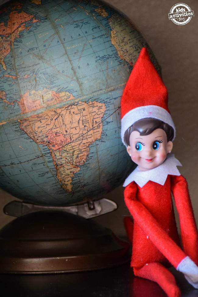50 Elf on the Shelf Ideas