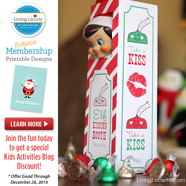 Elf On The Shelf Sized Coloring Sheets {And Kid Sized ...