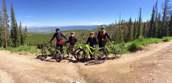 Invisalign mountain biking - Kids Activities blog