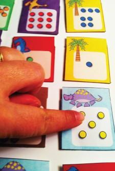Free Kids Math Printable – Dinosaur Puzzle Hunt Game