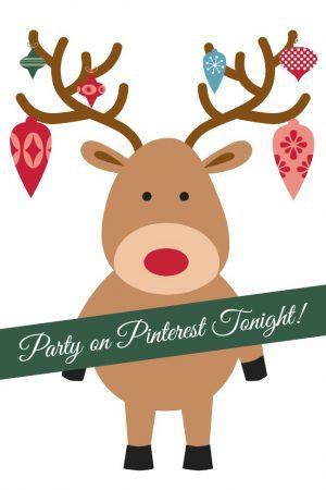 Party on Pinterest tonight