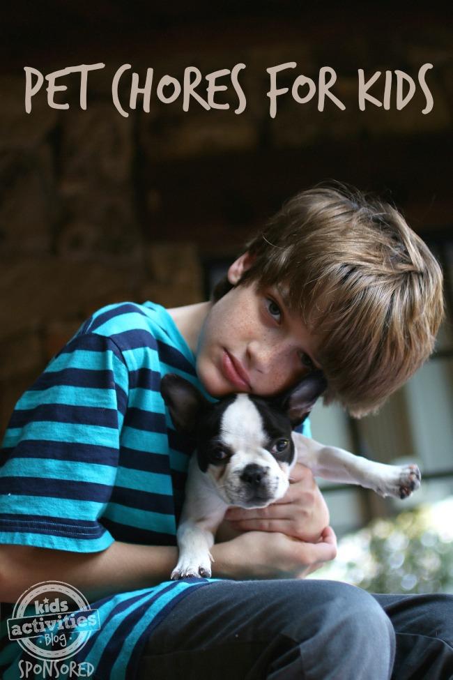 Pet Chores for Kids - Kids Activities Blog