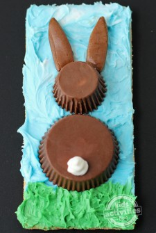 Reese's Cup Easter Bunny