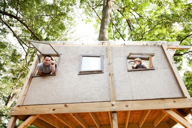 25 Treehouses For Kids