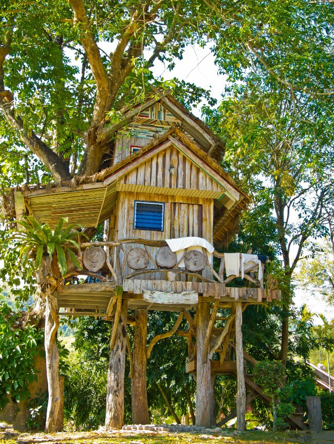 25 Awesome Kids Tree Houses - Kids Activities Blog