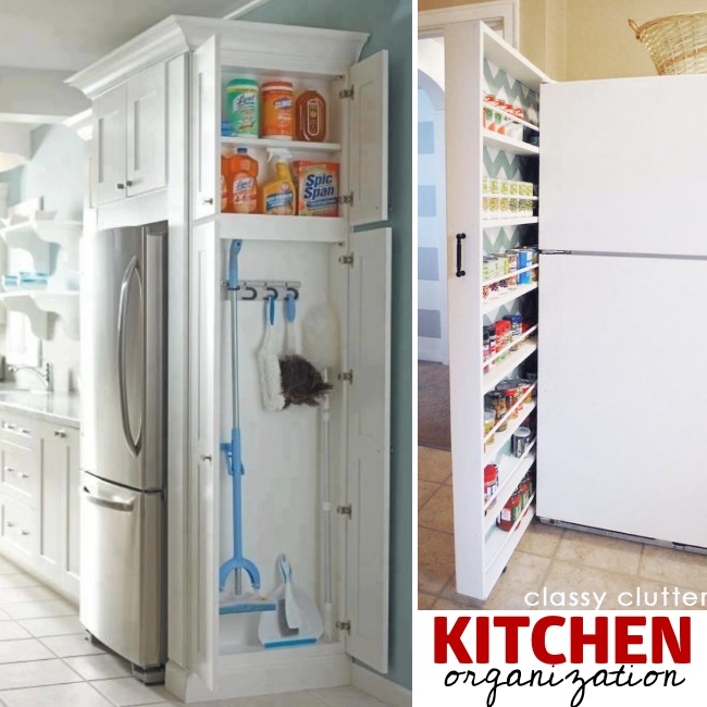 Storage Solutions For Small Spaces Part - 27: Wonderful Storage Ideas In Small Spaces Part - 13: Small Kitchen Storage  Ideas
