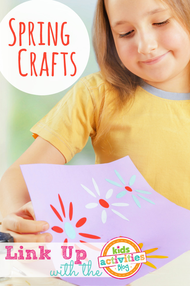 Share your favorite spring crafts!