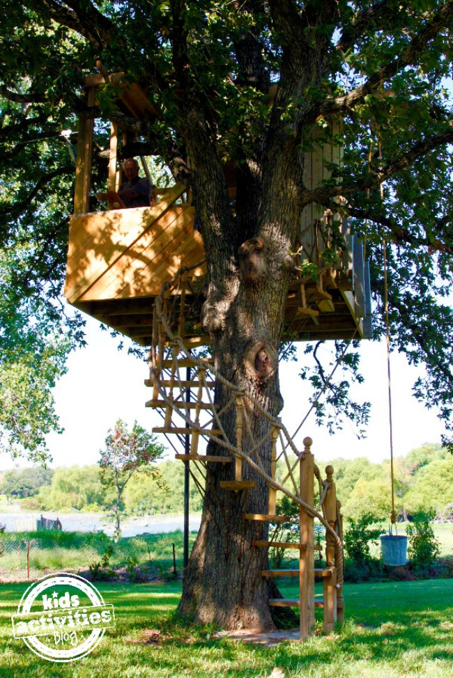 Tree House Tour