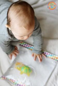 {Baby Play!} Mini Water Blob