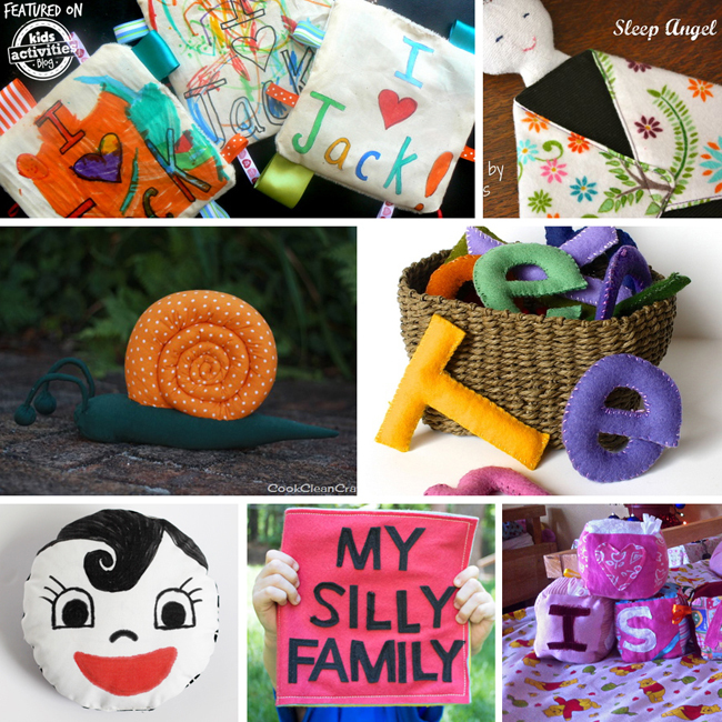 baby toys you can sew
