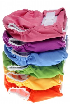 Cloth Diapers: An Introduction – Styles & Basics