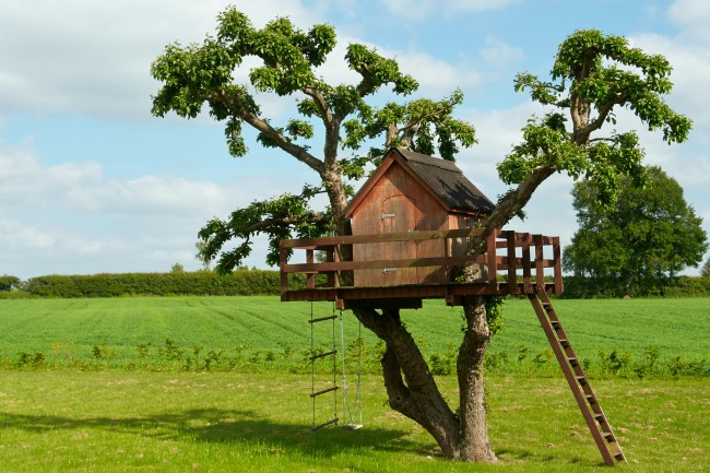 Kids Tree House 25 awesome kids tree houses - kids activities blog