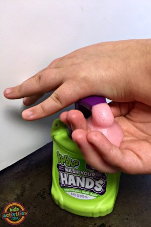 hand washing trick featured