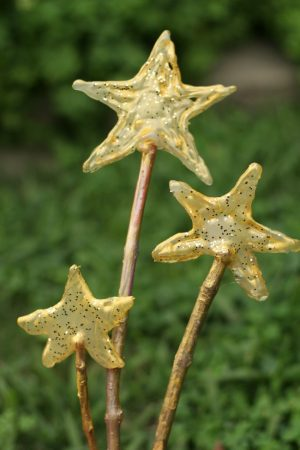 How to Make Easy Fairy Wands