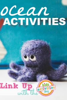 Ocean Activities ~ Add Yours