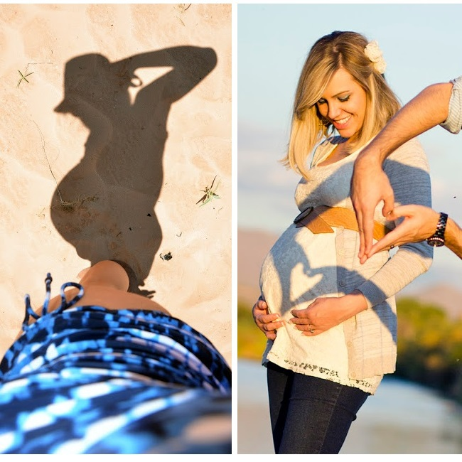 Picture Ideas: 22 Maternity Photo Ideas We LOVE