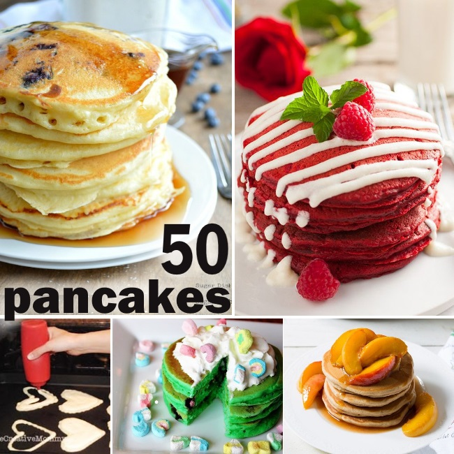 pancake recipes for breakfast