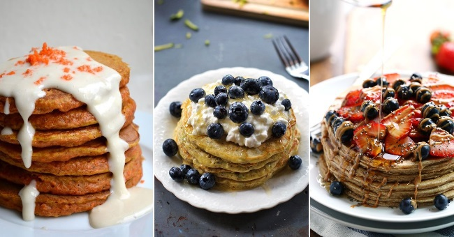 pancake recipes you will love
