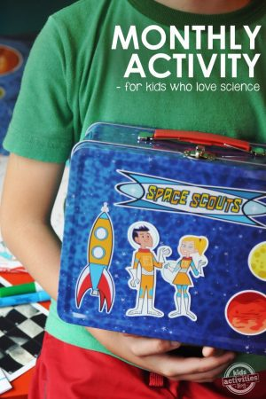 science activitiy subscription box for kids