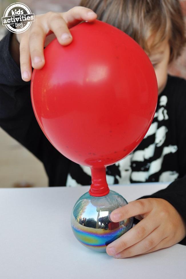 science baking soda experiment