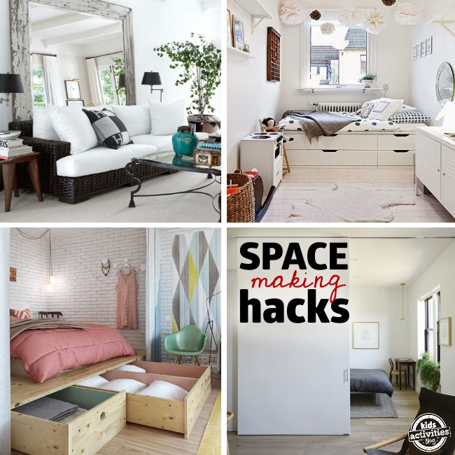 Small spaces ideas pictures